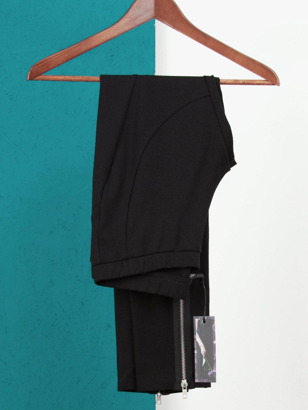 Leggings mit modischen Teilungsnähten fair produziert
